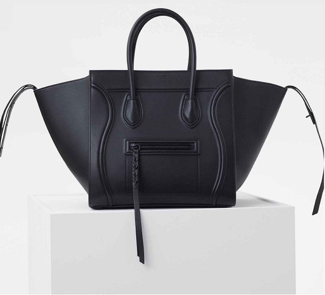 Céline's Phantom Luggage Tote-popular handbag brands