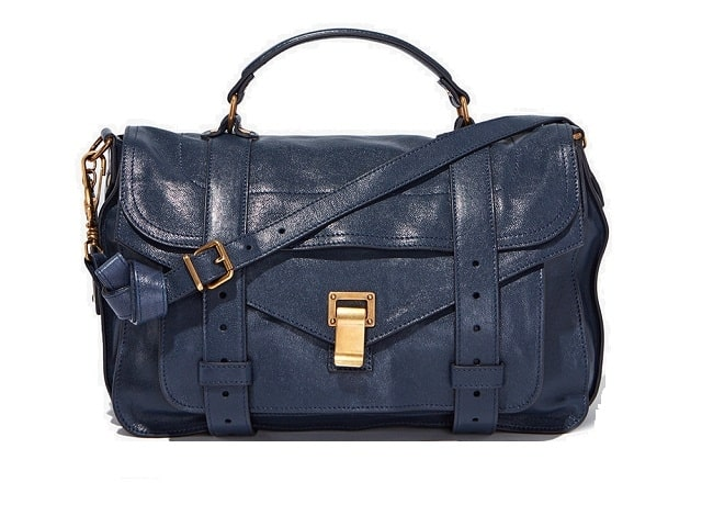 Proenza Schouler's Satchel-luxury handbag brands