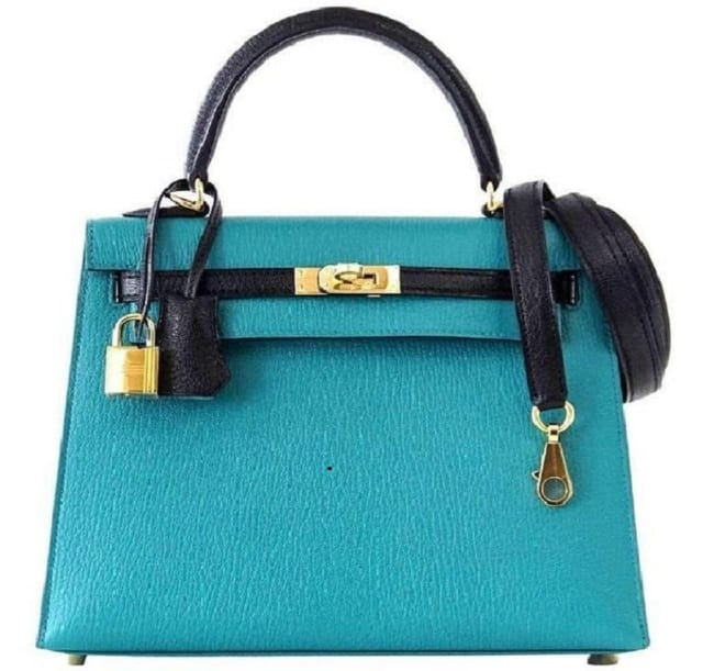 The Hermès Kelly-luxury handbag brands