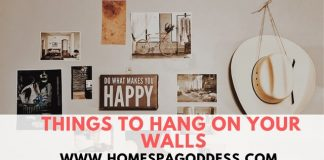 Things to Hang on Your Walls