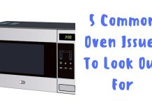 Common Oven Issues